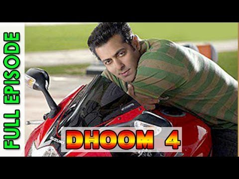Salman Khan to star in Dhoom 4, Shahrukh...