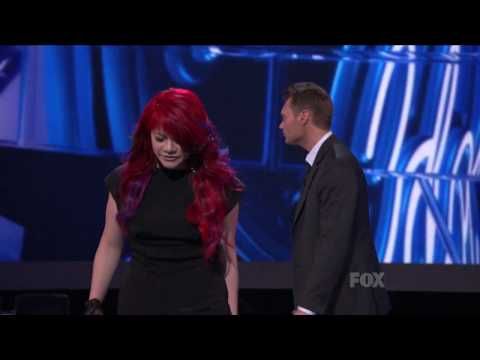 [HD] Allison Iraheta - Scars (Live from American Idol 2-25-2010)