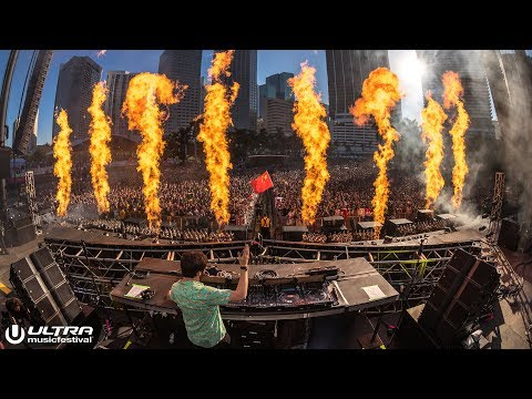 Or Heldens @ Ultra Music Festival Miami 2018 #Ultra20