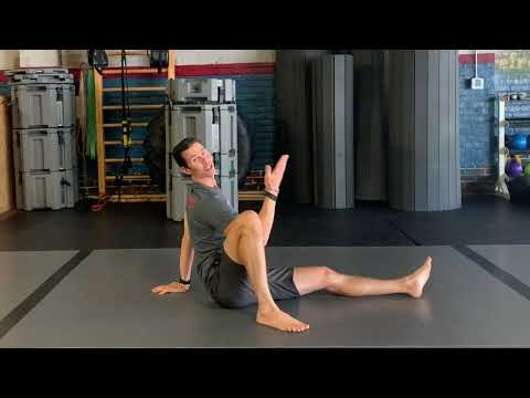 How to strengthen your core with rolling