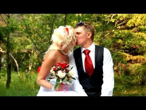 Свадьба видео под песню бродяга