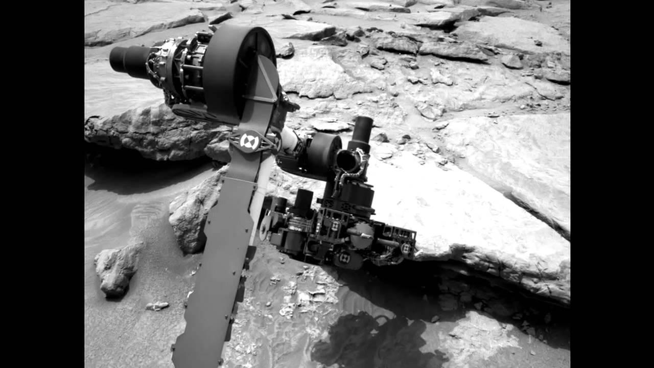 NASA's Mars Curiosity Rover Report #18 -- December 21 ...
