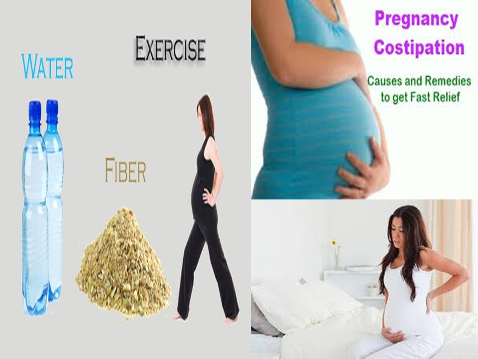 How to Alleviate Constipation During Pregnancy
