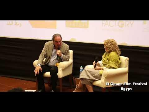 Full MasterClass With LEGEND Oliver Stone | El Gouna Film Festival | Egypt