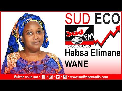 SUD ECO JOURNAL DE L'ECONOMIE DU 30 JUILLET 2021 AVEC HABSA ELIMANE WANE
