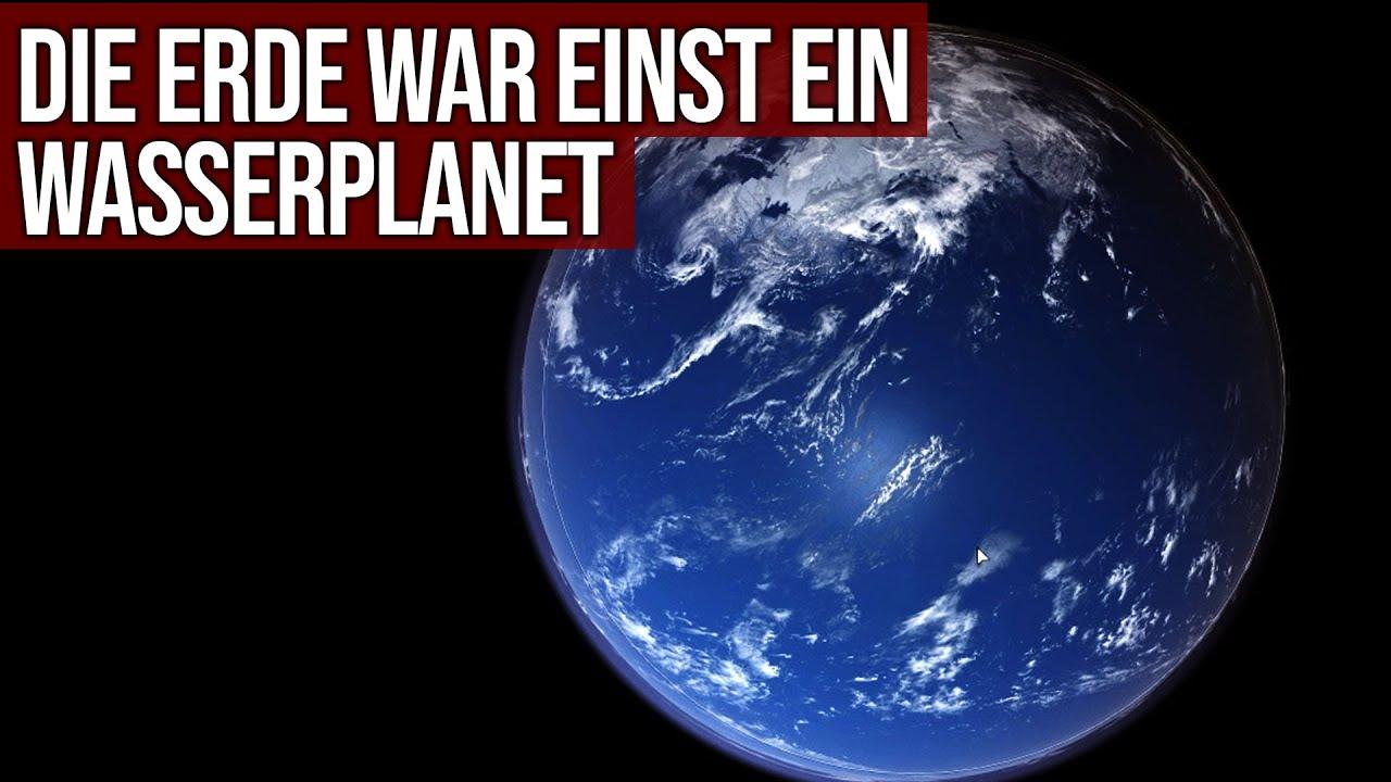 Die Erde war einst ein Wasserplanet - Meeresspiegel über dem Himalaya