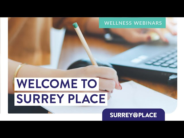 Welcome to Surrey Place