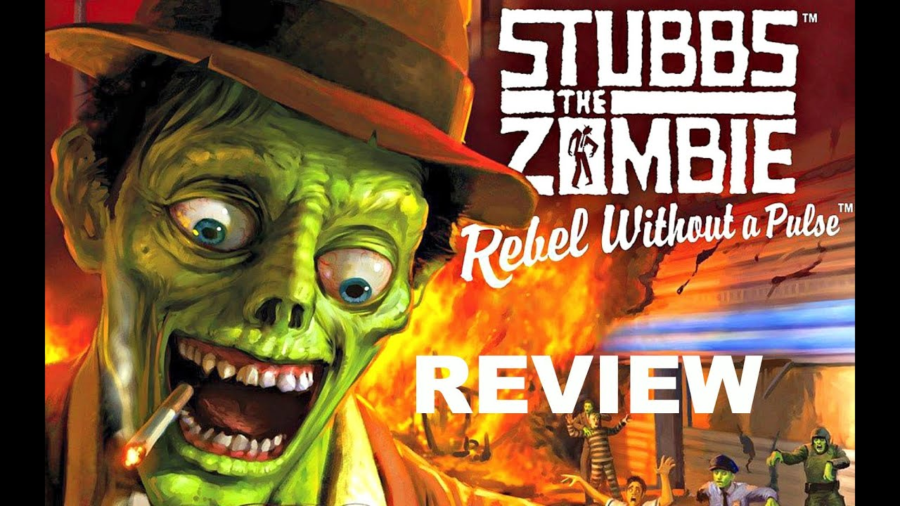 Stubbs The Zombie For Mac
