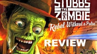 Stubbs the Zombie Review HD- Zombies Need Love Too!