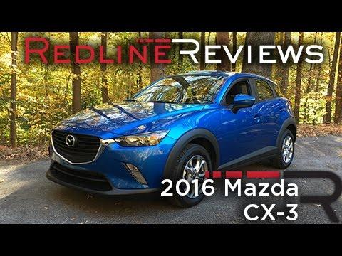 2016 Mazda CX-3 – Redline: Review