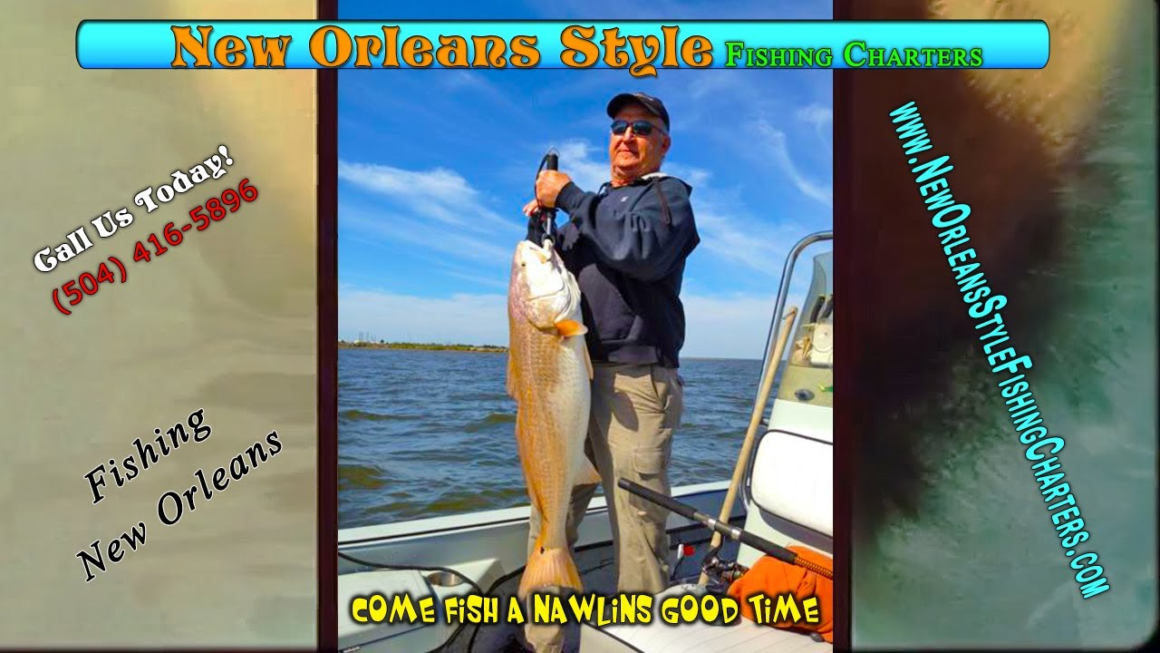Best charter fishing guide in new orleans louisiana for for Buy louisiana fishing license online