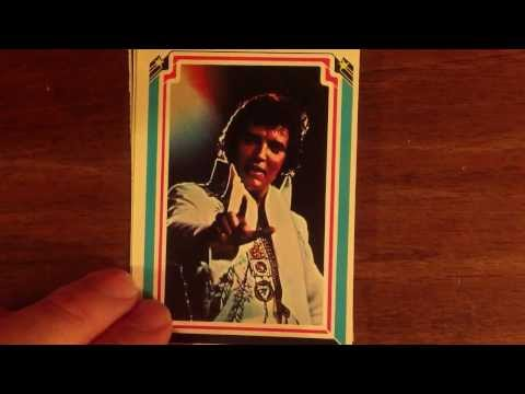 Wax Pack Party!Elvis