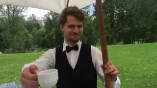 видео кофейный бар на выезд