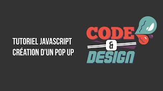 Tuto Javascript : Création d'un pop-up