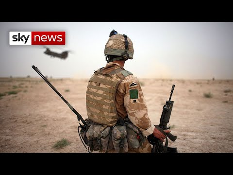 Russia paid Taliban-linked fighters to attack British troops
