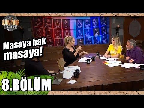 Nagihan ve Sema arasında gerginlik devam ediyor mu? | Survivor Ekstra | 8. Bölüm