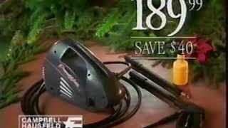Canadian Tire Give Like Santa Save Like Scrooge 1997