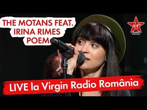 The Motans feat. Irina Rimes - POEM | (LIVE @ Virgin Radio Romania)
