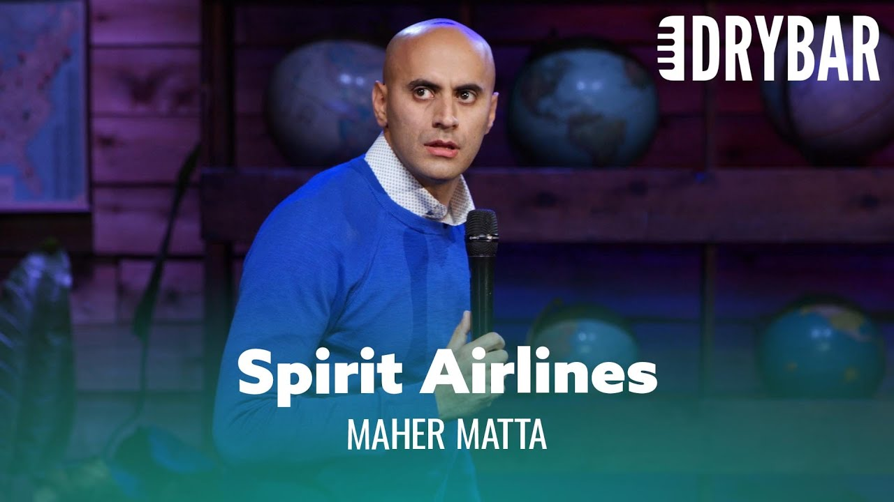 Nothing Good Happens On Spirit Airlines. Maher Matta