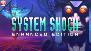 System Shock Enhanced Edition Gameplay PC HD [60FPS/1080p]