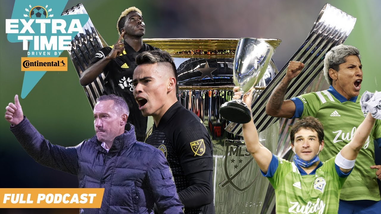MLS Cup 2020 lineups: Columbus Crew, Seattle Sounders name ...