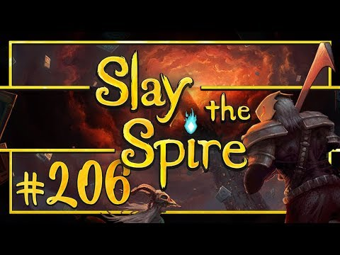Let's Play Slay the Spire: April 14th 2018 Daily - Episode 206