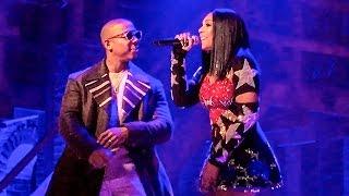 Ham4Ham Hamilton Mixtape Release Ashanti & Ja Rule Performance