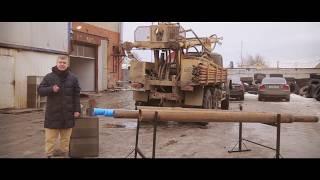 видео Услуги бурения скважин на воду