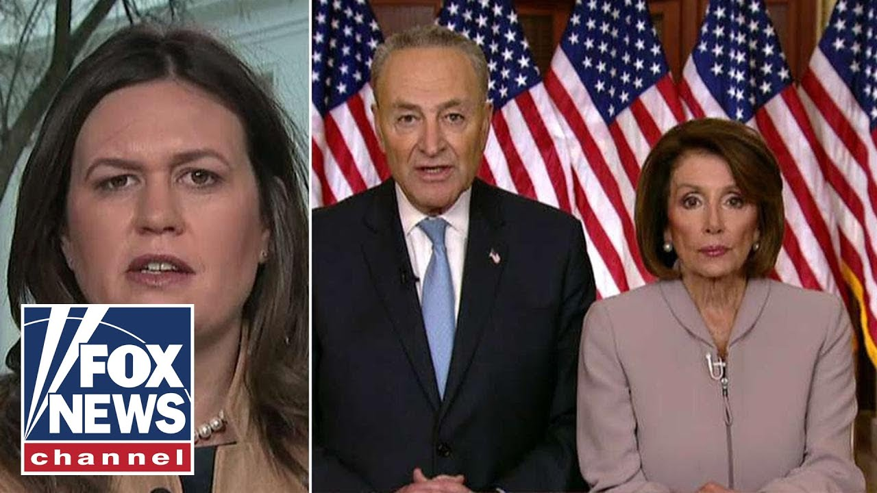 Sanders hits back at Pelosi, Schumer's response to Trump's address