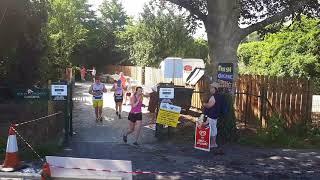Waterford Viking Marathon 2018 on Waterford Greenway