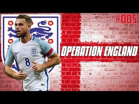 Fifa 17 Career Mode - Operation England - Episode 5