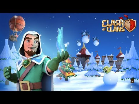 TH13 New Hero Male Or Female? Town Hall 13 Theme | Clash Of Clans - COC