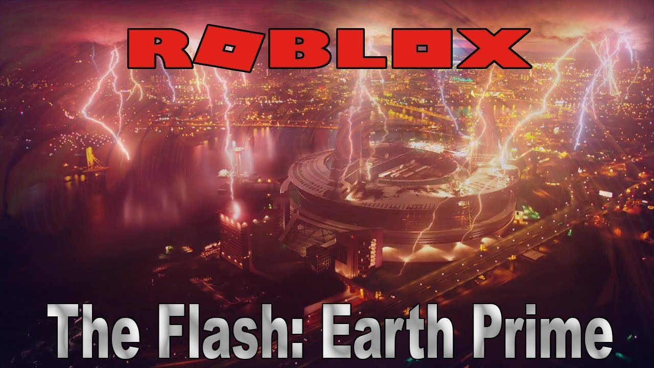 THIS GAME IS AWESOME!!! || Roblox The Flash: Earth Prime