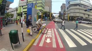 Lima, Peru. City Tour from my headcam. Fatih Aksoy 2014-2015