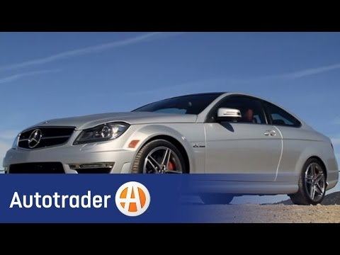 2012 mercedes benz c63 amg coupe new car review for Auto trader mercedes benz