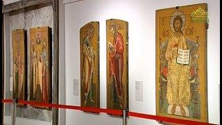 Хранители памяти. Выставка ярославских икон ''Обретение'' в Государственном историческом музее. Ч. 1
