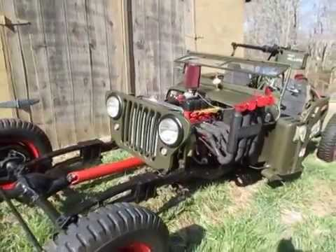 1946 Zombie Hunter Rat Rod - YouTube