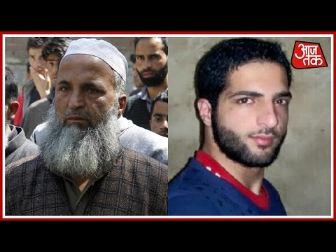 Khabardaar: Burhan Wani's Father 'To Get J&K Government Compensation'