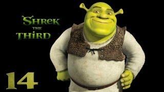 Shrek 3 (The Third | Шрек Третий) прохождение - Серия 14
