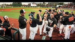 Oregon State Baseball 2018 Season Recap - The Road to Omaha