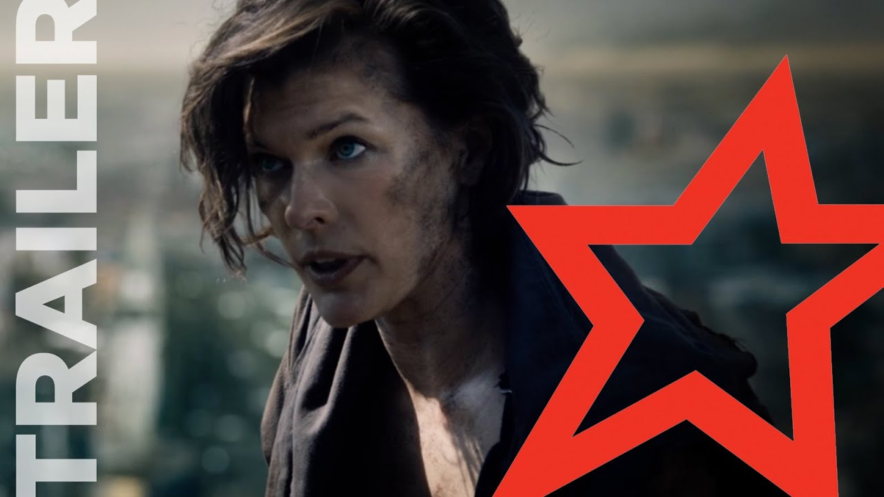 Resident Evil The Final Chapter Ruby Rose: Resident Evil: The Final Chapter Official Trailer