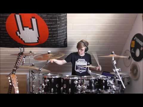 Alice Merton - No Roots (Drum Cover) | DrumsoloTV