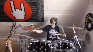 Baixar Alice Merton - No Roots (Drum Cover) | DrumsoloTV