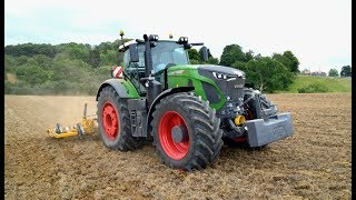 The New Fendt 942 Cultivating 🚜💪
