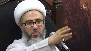 الشيخ مصطفى الموسى- مناظرة هشام إبن الحكم مع ملحد