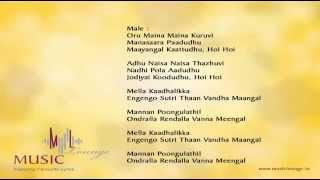 Oru Maina Maina - Karaoke Track for Male Singers