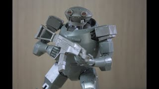 Review of the Oliver Green Color version of the Savage kit from Ful...