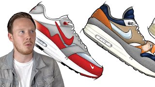Let's Sketch Some SNEAKERS LIVE! thumbnail