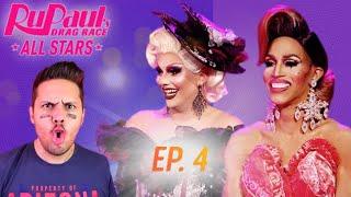 Rupaul's Drag Race ALL STARS 6 Ep. 4 RUCAP! ⭐️ | Gerudito