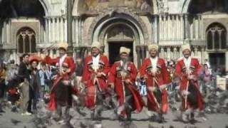 Кубанский казачий хор ,венеция 2005.